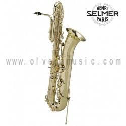 "Selmer Paris ""Serie II"" Mod.56 Saxofón Baritono Bajo Background"