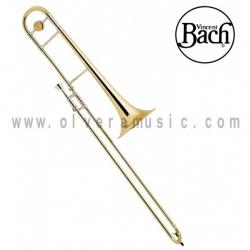 "Bach 42 Trombón Tenor ""Stradivarius"" Profesional de Vara"