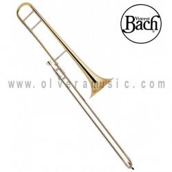 "Bach LT16M Trombón Tenor ""Stradivarius"" Profesional de Vara"