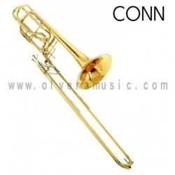 Conn 62H Trombón Bajo Profesional de Vara