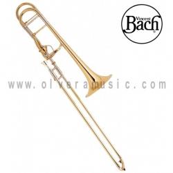 "Bach 42AF Trombón Tenor ""Stradivarius"" Profesional de Vara"