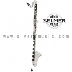 "Selmer París 67 ""Privilege"" en Mi Bemol Clarinete Bajo Background"