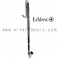 LeBlanc L7182 en Sib Clarinete Contra Bajo Background