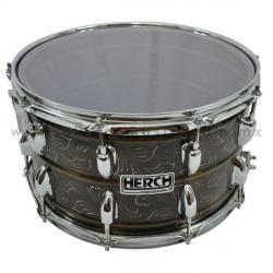 Herch Mod.BW-GB tarola 8x14 pulgadas
