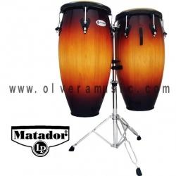 LP Matador Custom Series C/Atril