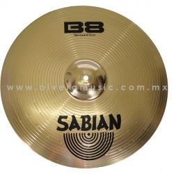 Sabian Mod.B8 Thin Crash platillo de 16''