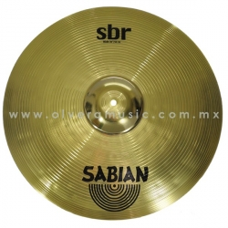 Sabian Mod.Sbr Ride platillo de 20''