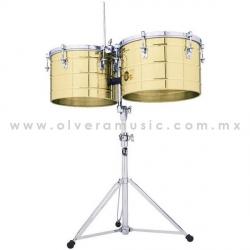 "Timbales LP Thunder Tito Puente LP258-B 15""x16"" (Dorado)"