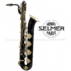Selmer Paris 55AFJBL saxofon baritono (Intermedio)