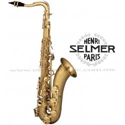 "Selmer Paris 64JM ""Serie III"" Edicion Jubilee Saxofon Tenor Sibemol Profesional"
