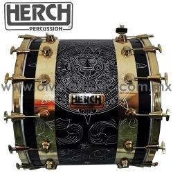 Herch Mod.AZ-BK-GB tambora de 20x24 pulgadas