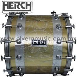 Herch Mod.BRJ-CM-GB tambora 20x24 pulgadas