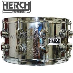 Herch Mod.AZ-CRM-GB tarola 8x14 pulgadas