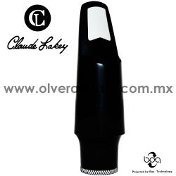 Claude Lakey boquilla para saxofón tenor