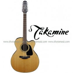 TAKAMINE Guitarra Electro-Acustica 12-Cuerdas - Serie Pro 1