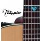 TAKAMINE Guitarra Electro/Acustica - Serie Legacy