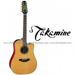 TAKAMINE Guitarra Electro-Acustica 12-Cuerdas - Serie Pro 3