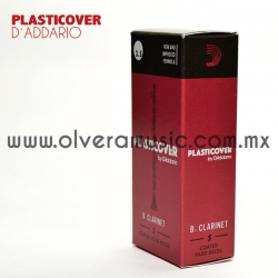 Caña Rico Plasticover para Clarinete Sib