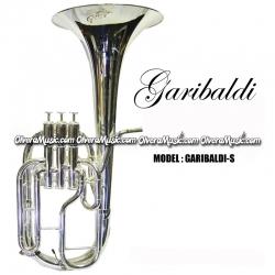 Garibaldi Mod.GARIBALDI-S terminado plata