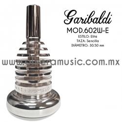 Garibaldi Mod.Elite boquilla para tuba taza sencilla