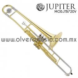 Jupiter Mod.JTB-720V trombón terminado laca tono de Do