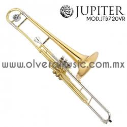 Jupiter Mod.JTB-720VR trombón terminado campana laca rosado tono de Do