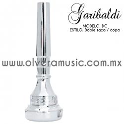 Garibaldi Mod.DC boquilla para trompeta doble taza