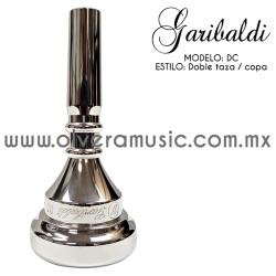 Garibaldi Mod.DC boquilla para saxor doble taza