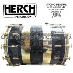Herch Mod.AZ-CM-GB tambora 24x26 pulgadas
