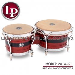 "LP Mod.LPL201A-JR bongo Serie John ""Dandy"" Rodríguez JR"