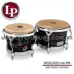 LP Mod.LP201AX-PM bongo Serie Pedrito Martinez