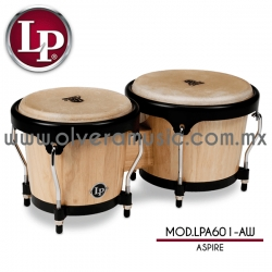 LP Aspire Mod.LPA601-*** bongo de madera
