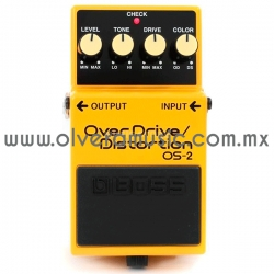 Boss Mod.OS-2 Over drive/distortion