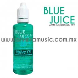 Aceite Blue Juice para Embolos 2 oz