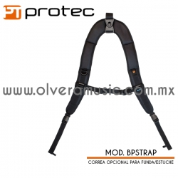 Protec Mod.BPSTRAP  Padded Backpack Strap (Opcional)