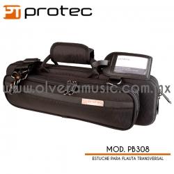 Protec Mod.PB308 estuche para flauta transversal