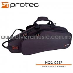 Protec Mod.C237 funda para saxofón alto