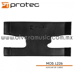 Protec Mod.L226 auxiliar de cuero para trompeta