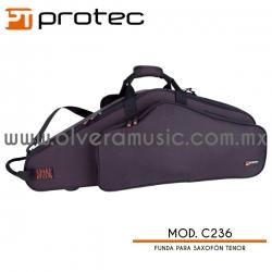 Protec Mod.C236 funda para saxofón tenor