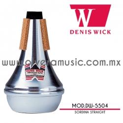 Denis Wick Mod.DW-5504 sordina straight para trompeta
