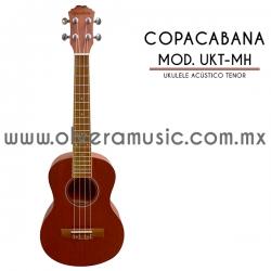 Copacabana Mod.UKT-MH ukulele concierto acústico.