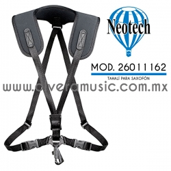 Neotech Mod.2601162 tahalí estilo pechera para saxofón