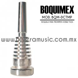 Boquimex Mod. BMX-DCTMP boquilla para trompeta (Doble taza)