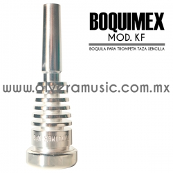 Boquimex Mod. BMX-KF boquilla para trompeta (Taza sencilla)