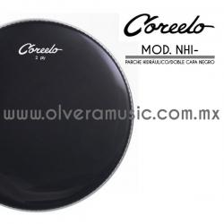 Coreelo Mod.NHI-  2 ply parche hidráulico/doble capa negro