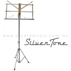 Silvertone Atril para Partitura Cromado