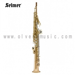 "Selmer ""Lavoix II"" Mod. SSS280R Saxofón Soprano Step-Up"