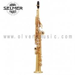 "Selmer Paris ""Serie II"" Edición Jubilee Mod. 51J Soprano Profesional"